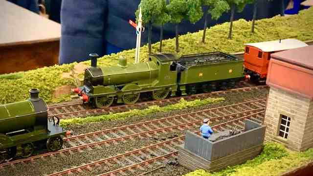 Ebor  Group Of Railway Modellers Show 2020