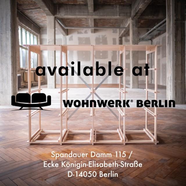 16boxes im Wohnwerk Berlin verfügbar