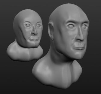Sculptris_head_comparison_front