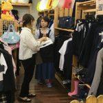 新潟日報・夕刊に「学生服のリサイクル」を取り上げていただきました。