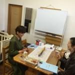 カラーセラピー体験講座を開きました^^