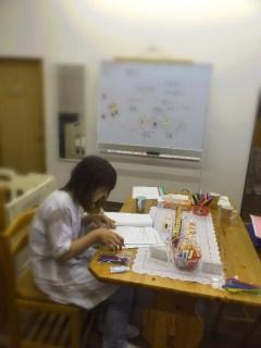 カラー 体験講座 2016.6.15