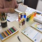 12月・カラーセラピー体験講座を開講しました。