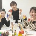 【TCカラーセラピスト講座】4名のカラーセラピストが誕生!引きだし合い&学び合い②