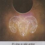 【占星術とカラー】12星座をTCカラーボトル12色で表現<牡羊座>