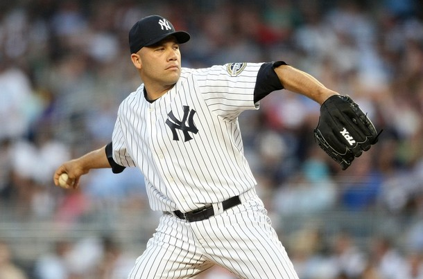 The Mexican Gangster was amazing for the Yankees today.