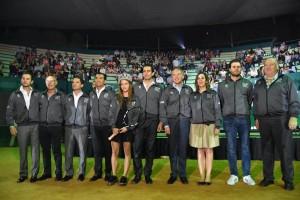 INAUGURACIÓN MUY esperada la del San Luis Open Challenger 2018