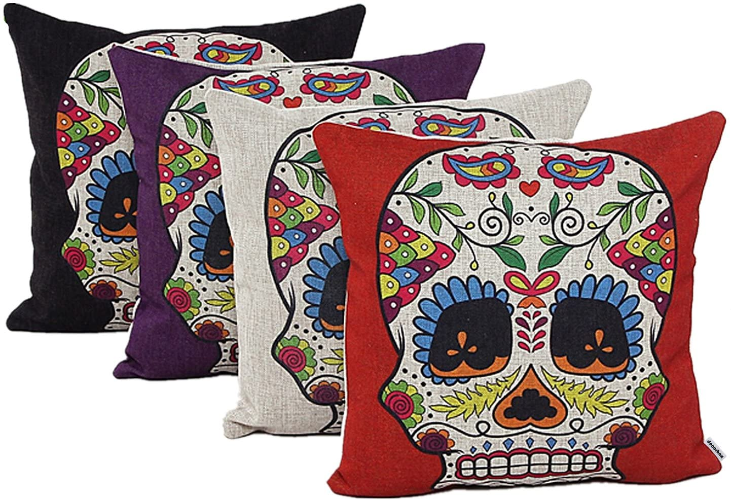 4 mexican pillow covers that should