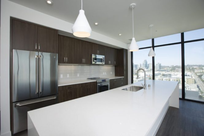 What High Rise Luxury Apartment And