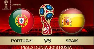 Prediksi Bola Portugal vs Spain Tanggal 16 Juni 2018