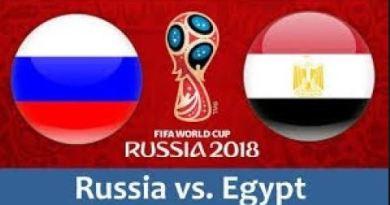 Prediksi Bola Russia vs Egypt Tanggal 20 Juni 2018