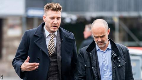 Nicklas Bendtner Dibui 50 Hari Kurungan Akibat Kekerasan
