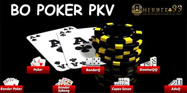 BO Poker PKV