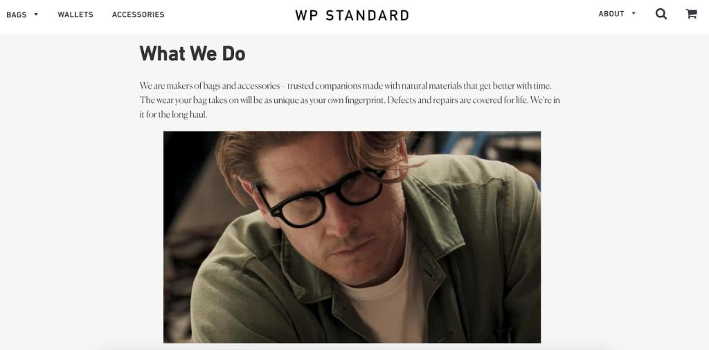 Share Your Story: How to Write an About Us Page (+ Templates and Examples)