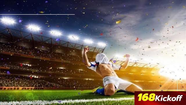 168 Kick off เว็บบอลออนไลน์ ที่ดีที่สุด