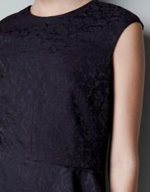 dettaglio abito Zara