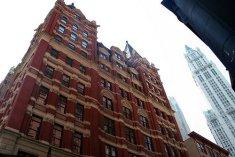Location, 5 Beekman in New York City