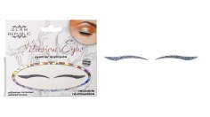 Limited Edition Silver Eyeliner Appliqués come in a special white packaging