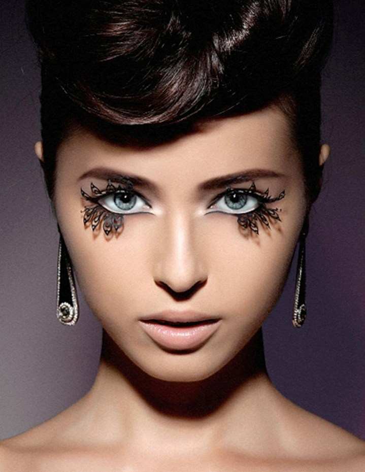 Paperself lashes