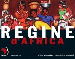 Regine d'Africa 2013