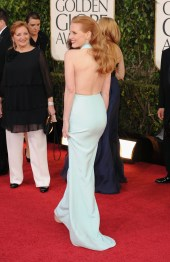 Chastain Jessica - 70th Annual Golden Globe Awards