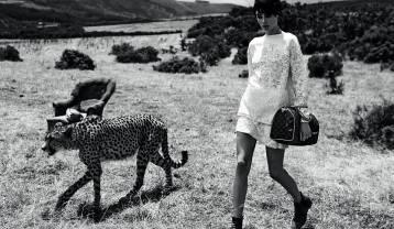 Louis Vuitton - S/S 14