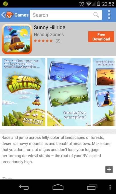 Mobango (alternative à Google Play)