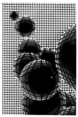 Duane Palyka - Bubble Series