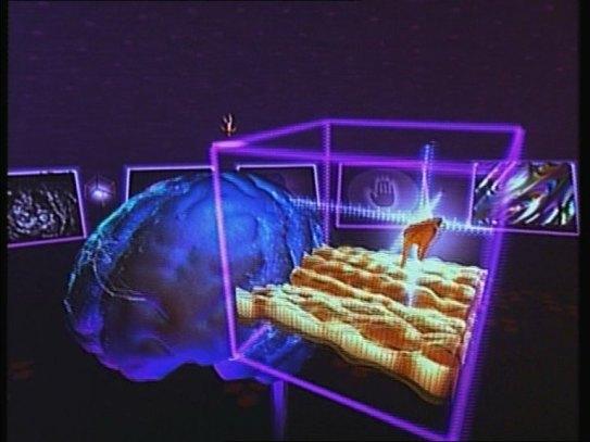 Le Cobaye - réalité virtuelle