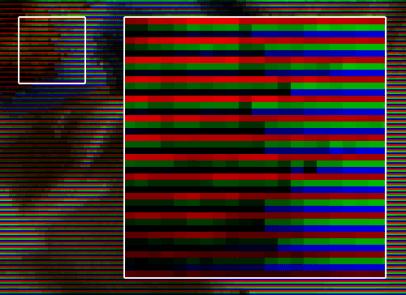 Pseudo mode high-color dans Arabicum par Massive