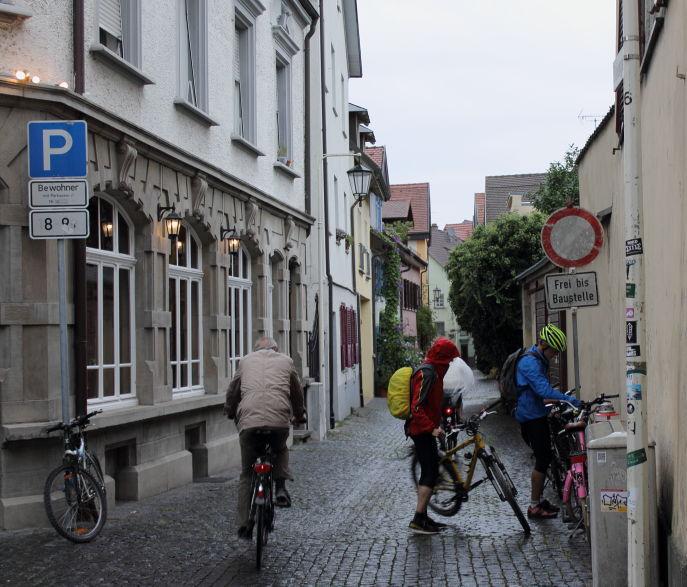 Bodensee Konstanz Gässchen