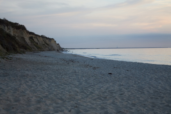 Ahrenshoop Hohes Ufer Ostsee