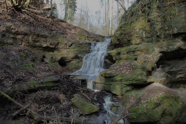 Jahresrückblick 2016: Wasserfall an der Teufelskirche