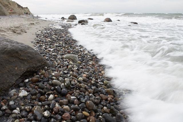 Jahresrückblick 2016: Steine am Meer