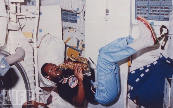 """""""Negroes In The News"""" – Black astronaut gets honored ..."""