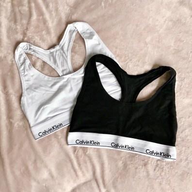 Calvin Klein Modern Cotton Bralettes