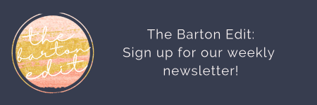link button for sign-up for The Barton Edit
