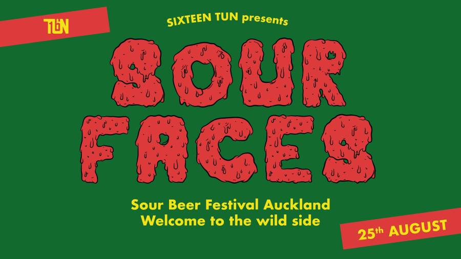 Sour Faces! Sour Beer Festival Auckland