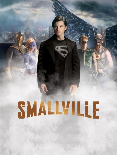 "Superman Homepage: ""Smallville: Absolute Justice"" Promo Image   Written by Geoff Johns, the 2-hour ""Absolute Justice"" will air on Friday, February 5th from 8.00pm on The CW."