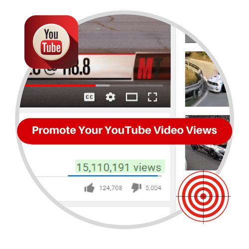 YouTube Geo-Target Views