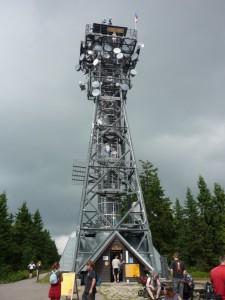 Strážné - výlet na Černou horu