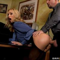 Sarah Jessie anal fucked in 'Inherit This!'