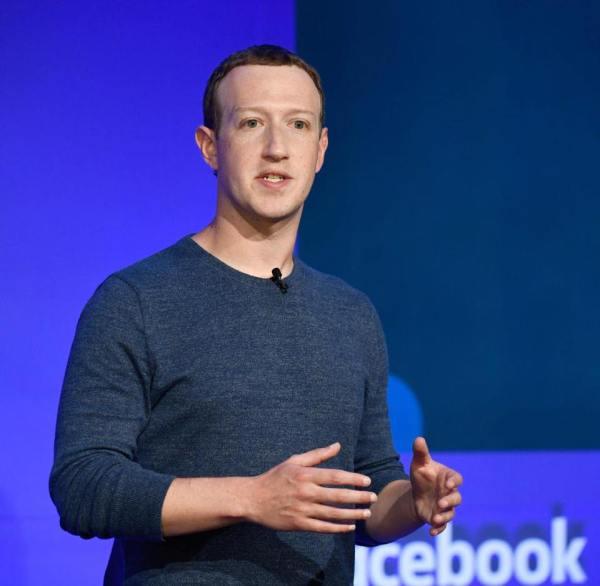 Zuckerberg Official Facebook Mark Page