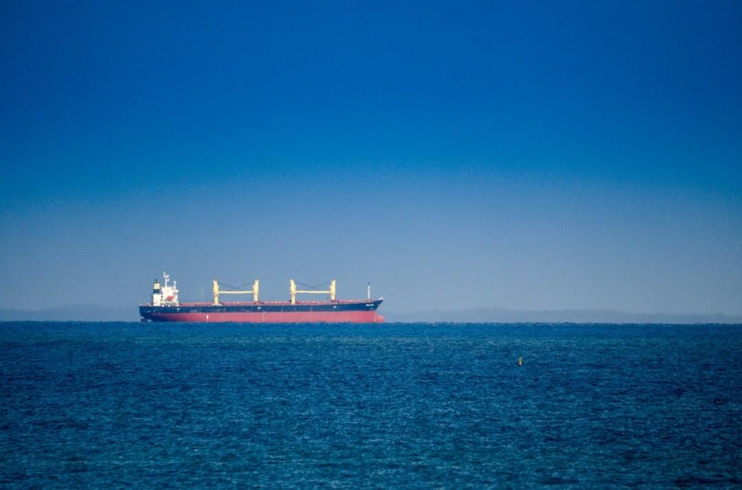 Heimdal: Startup for the Environment  Ship circling in ocean ESA European Space Agency polar reversal