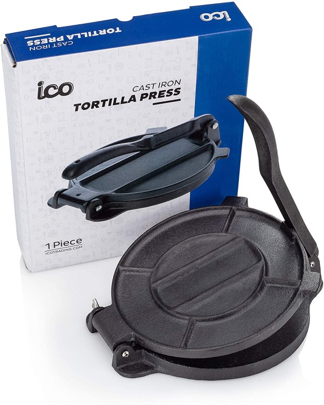 How-to-Recipes: Make your Own Tortilla at Home With These Top 5 Amazon Tortilla Makers
