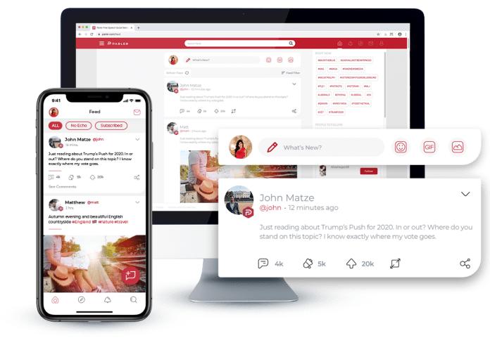 Parler Back Online How To Get And Use Ios Android Download Status Tech Times