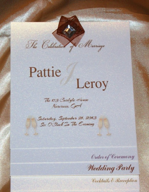 Congratulations Pattie and Leroy! 173 Carlyle House Historic Downtown Norcross