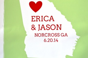 Congratulations Jason and Erica! 173 Carlyle House Historic Downtown Norcross