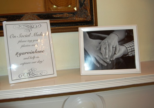 Congratulations Amanda and Victor! 173 Carlyle House Historic Downtown Norcross