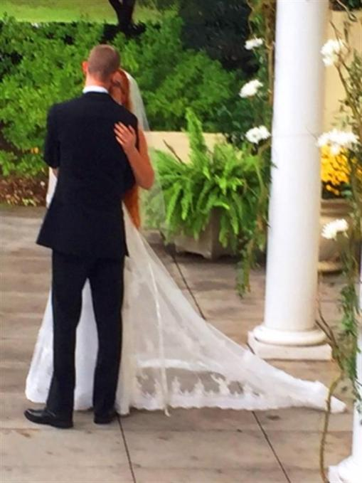 Congratulations Kristina and Mitch! 173 Carlyle House Historic Downtown Norcross